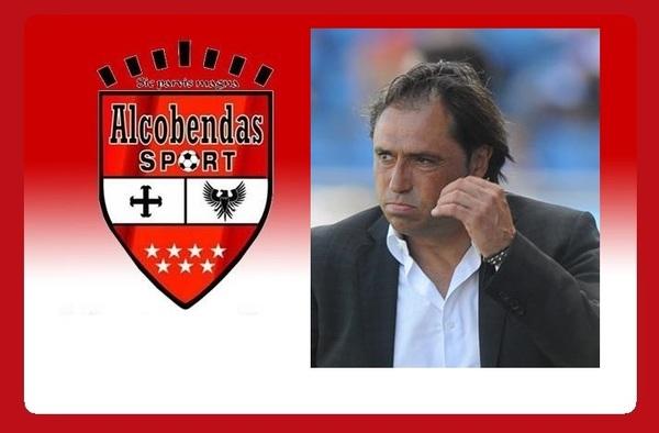 Cambio en el cuerpo técnico del Alcobendas Sport, Alfredo Santaelena llega al banquillo
