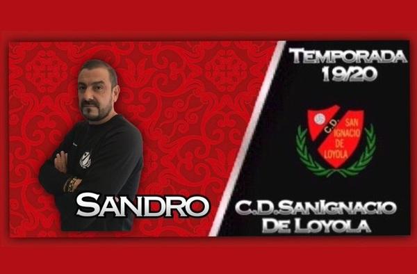 Sandro Herrero, un arquero incombustible a sus 45 años