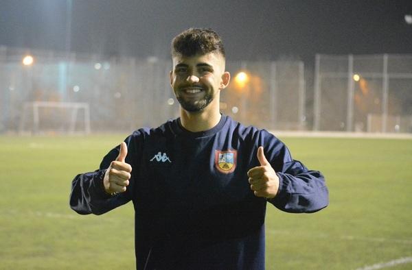 El Unión Adarve cede hasta final de temporada a Christian Parra al Alcobendas Levitt CF