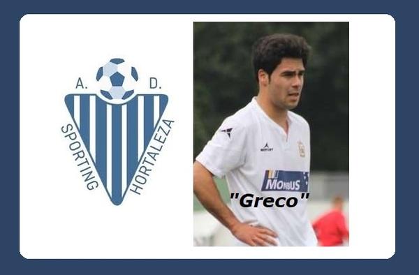 José Greco debutaba con el Sporting de Hortaleza en la jornada 15ª