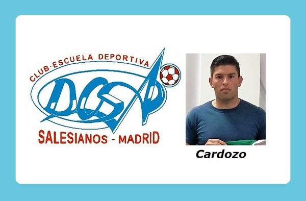 Jaime Matesanz y David Cardozo, refuerzan a un Dosa necesitado de puntos