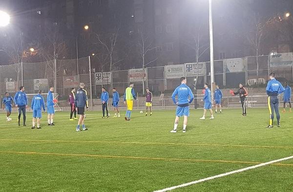 El equipo sénior del C.D. Goya estrenará en la jornada 22ª su nuevo campo de césped artificial