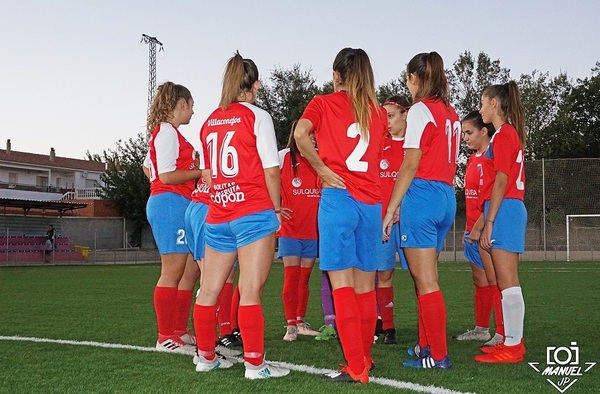 19ª Jornada - Crónica: CD Villaconejos Femenino 3-1 At. Casarrubuelos (Femenino - Temporada 2019/20)