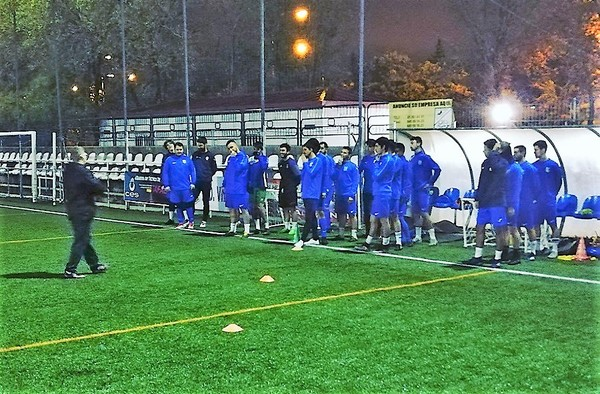 A.D. Villa Rosa, a un tanto de llegar a los 100 goles en la temporada 2019/20