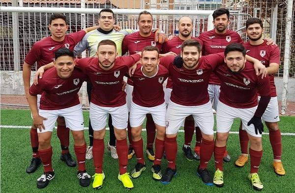 En su segunda temporada federado, el Granate CF más cerca del ascenso a Segunda Regional