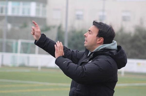"""Carlos Lebrero no continuará como entrenador del CD Galapagar """"B"""" para la temporada 2020/21"""