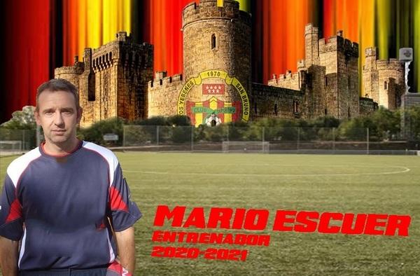 Mario Escuer encabezará el proyecto 2020/21 del C.D. Los Yébenes San Bruno