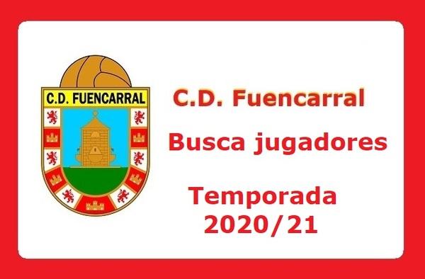 El C.D. Fuencarral busca jugadores para su nuevo proyecto deportivo en la temporada 2020/21
