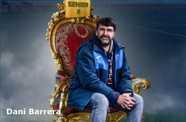 El Calasanz Pozuelo anuncia a Dani Barrera como nuevo entrenador del primer equipo para la temporada 2020/21
