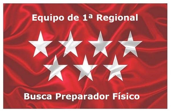 Equipo aficionado de Primera Regional busca preparador físico - Temporada 2020/21