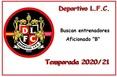 Deportivolfcbuscaentrenador2021