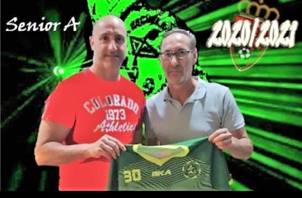 Juan Carlos García presentado como nuevo entrenador de la EMF Aluche para la temporada 2020/21
