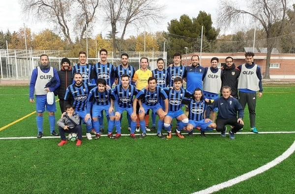 El C.F. Inter del Pilar logra el ascenso a Segunda Regional
