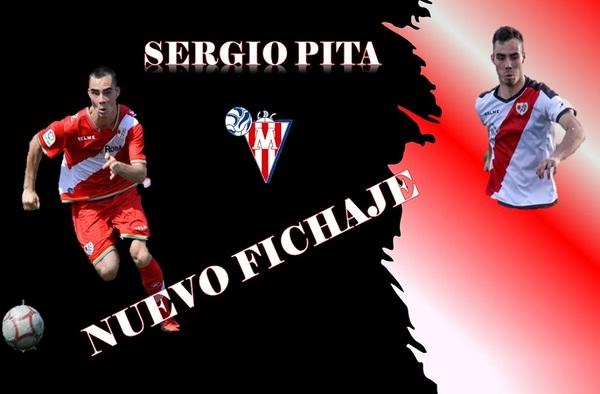 Sergio Pita, jovencísimo refuerzo para el C.D.C. Moscardó en la temporada 2020/21