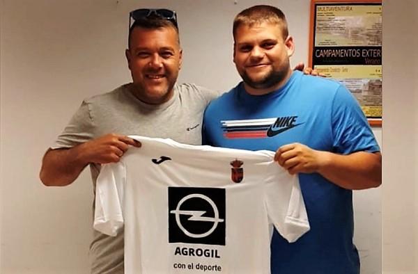 Iván Blanco renueva de nuevo como entrenador del C.D. Daganzo - Temporada 2020/21