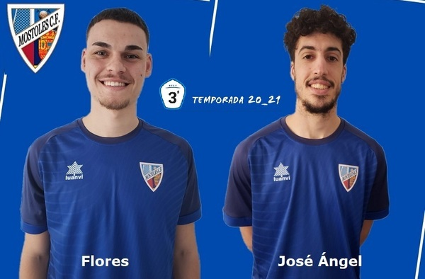 Más movimientos en la plantilla del Móstoles C.F. para la temporada 2020/21