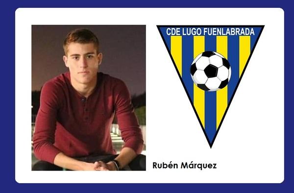 Carlos Domenech, Viti y Rubén Márquez, otros tres fichajes para el C.D. Lugo Fuenlabrada