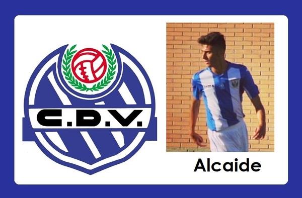 Marcos Alcaide se incorpora al proyecto 2020/21 del C.D. Vicálvaro