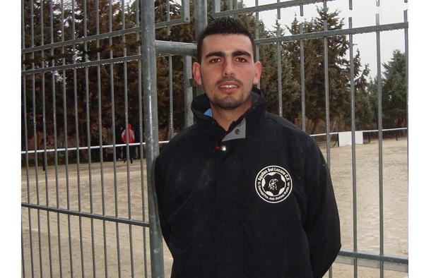 Entrevista a Iván Sahagún, entrenador del Juvenil del Águilas del Lucero