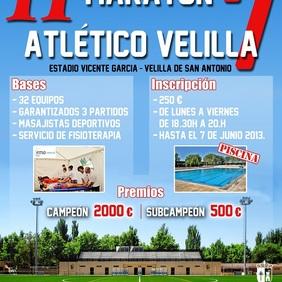 Maratonvelilla2013cartel