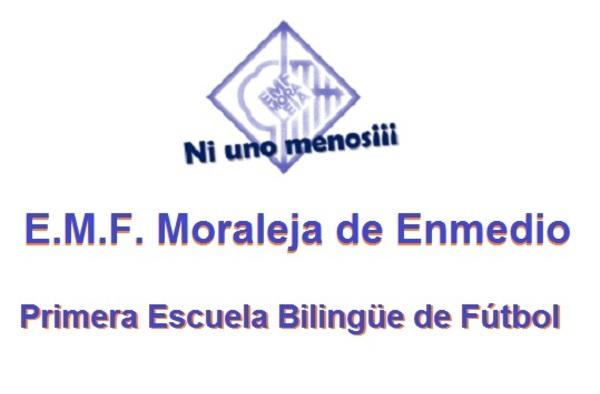 Primera Escuela Bilingüe de fútbol en Madrid, EMF Moraleja de Enmedio.