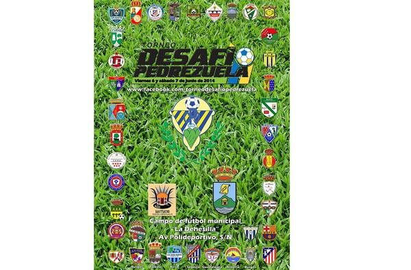 Torneo Desafío Pedrezuela - Benjamín Fútbol-7 (6 y 7 de Junio de 2014)