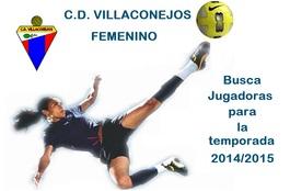 Villaconejosfemeninojugadoras1415