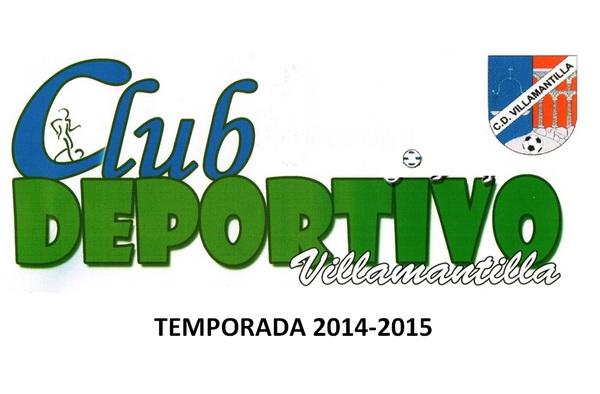Abierto el plazo de inscripción en el C.D. Villamantilla (Temporada 2014/15)