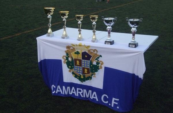 El Camarma C.F. necesita jugadores Alevines y Cadetes