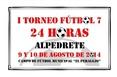 Torneo24horasalpedreteportada