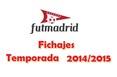 Fichajes1415logofutmadrid
