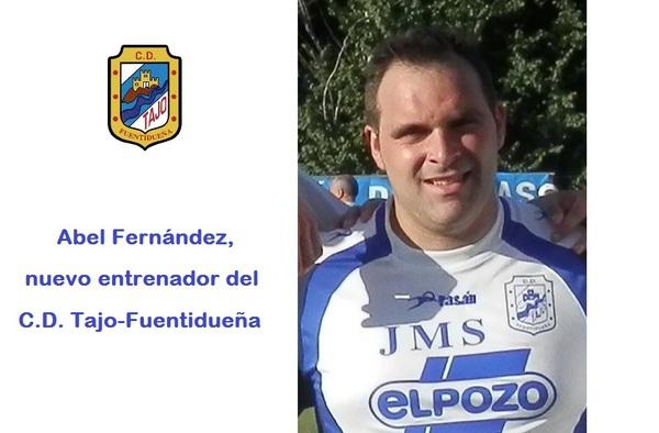 El C.D. Tajo - Fuentidueña inició el trabajo con Abel Fernández en el banquillo