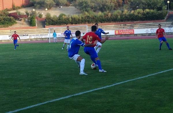 """Pretemporada:   Aranjuez y Vicalvaro empatan en """"El Deleite"""""""