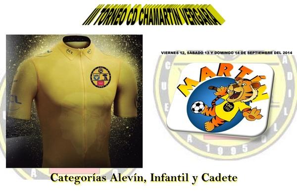 III Torneo C.D. Chamartín Vergara (Del 12 al 14 de Septiembre de 2014)