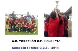 Torrejoninfantilcampeon2014cct