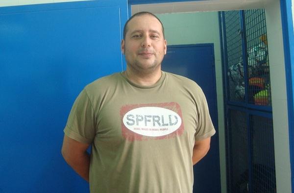 Entrevista a Mario Villalta, entrenador del Racing Villaverde C.F.