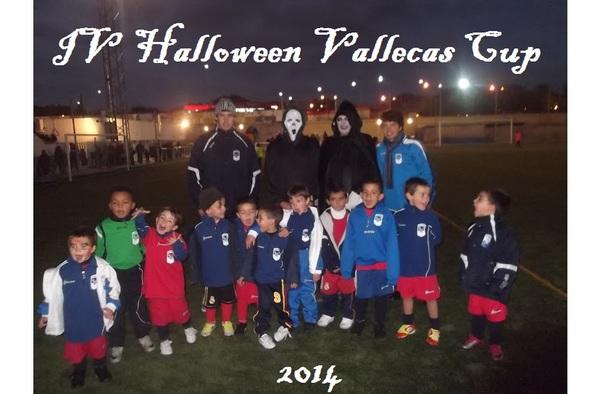 IV Halloween Vallecas Cup - 2014 (31 de Octubre y 1 de Noviembre de 2014)