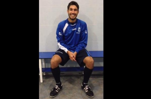 Vídeo entrevista a Juan De la Hoz, jugador de la E.F. SIete Picos Colmenar