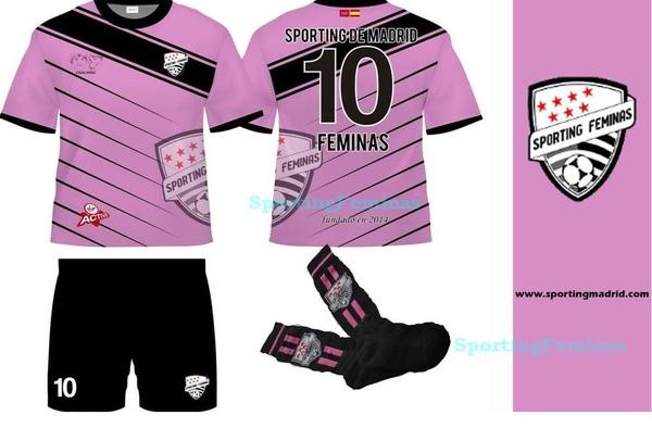 "Concurso ""Porra"" del Sporting de Madrid Féminas"