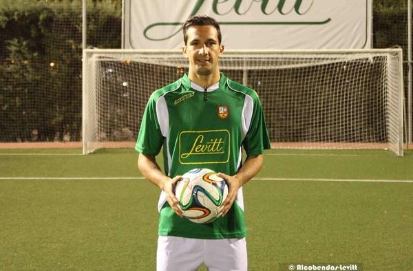 Javi Ruiz se incorpora al nuevo proyecto de Las Rozas C.F.