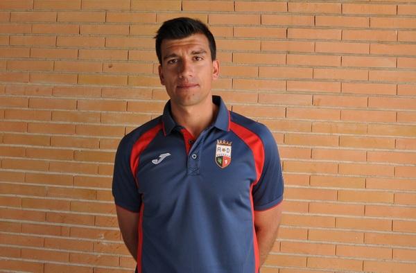 Entrevista a Gonzalo Anguita, entrenador de la A.D. Arganda.  (Temporada 2014/15)