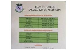 Aguilasalcorconcartel1516portada