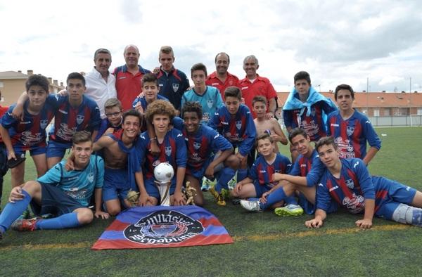 Exitazo del I Torneo Campo Real Cup Infantil