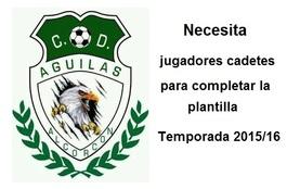 Aguilasalcorconcadetesjug1516