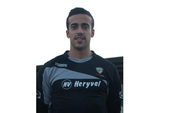 Roberto Álvarez, nuevo arquero del C.D. El Álamo para el resto de temporada