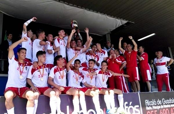 La Selección madrileña sub-18 masculina logra el Campeonato de España