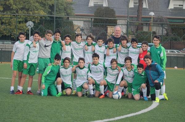 """El Infantil """"A"""" del Club San José del Parque logra el ascenso y el campeonato desplegando un gran fútbol"""