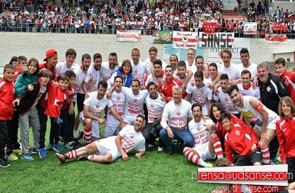 Playoff Ascenso 2ª B Ud San Sebastián De Los Reyes 3 1 Villa De