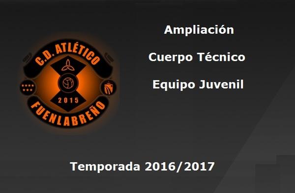 Equipo Juvenil de Fuenlabrada necesita preparador de porteros y scouting para la temporada 2016/17