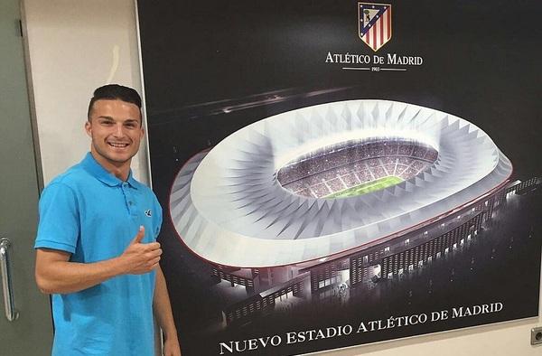 El lateral Kilian Durán ficha por el Atlético de Madrid para las próximas dos temporadas